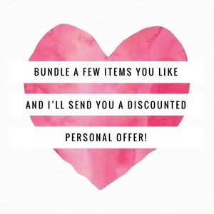 Other - Bundle Your Likes for Special Offer!